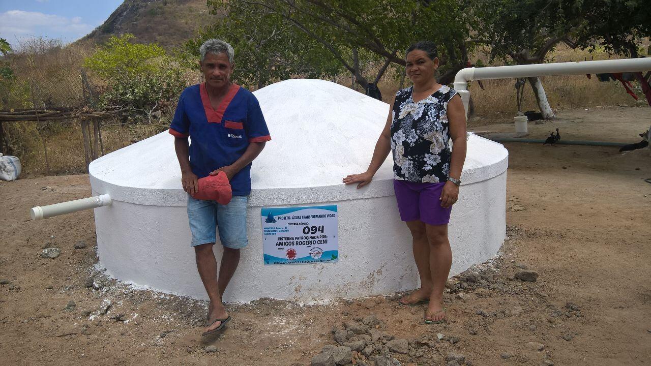 1º Projeto Cisternas de 2016