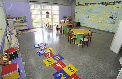 Brinquedoteca garante direito de brincar e aprender