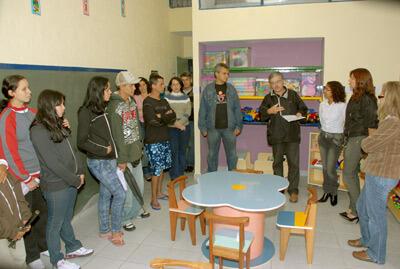 CEI – Centro Educacional  Madre Cristina Inaugurou em 29 de maio, sua brinquedoteca