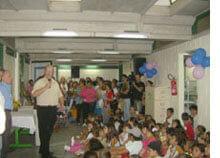 2004: Prêmio Racine, Projeto Brincar é Coisa séria: Transformação e Re-significação dos Espaços da Saúde / Construção de brinquedotecas.